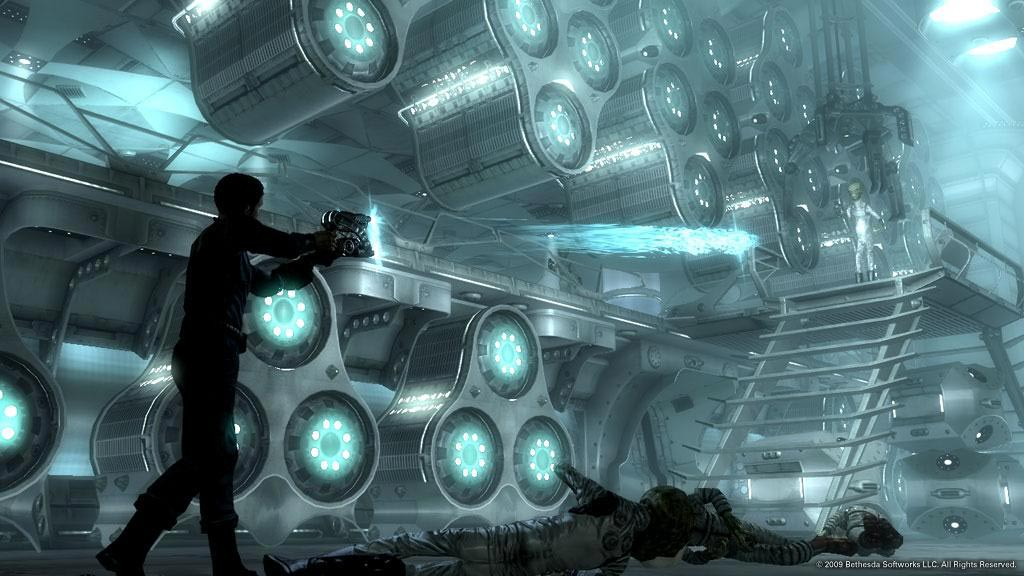Fallout 3 - Mothership Zeta (DLC) STEAM GIFT / RU/CIS