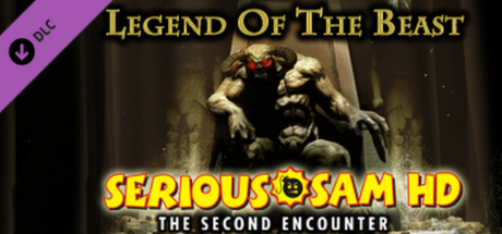 Serious Sam HD The Second Encounter Legend of the Beast