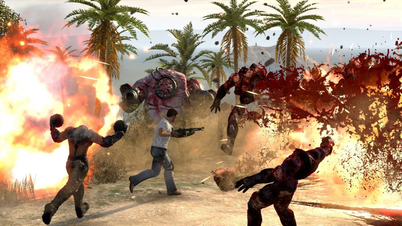 Serious Sam 3: Jewel of the Nile (DLC) STEAM / RU/CIS