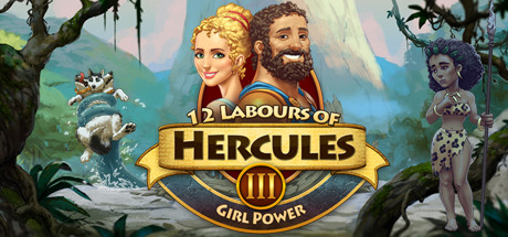 12 Labours of Hercules III: Girl Power (STEAM / RU/CIS)
