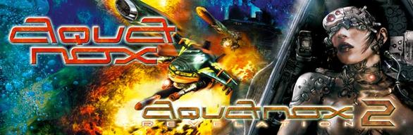 AquaNox + AquaNox 2: Revelation (STEAM GIFT / RU/CIS)