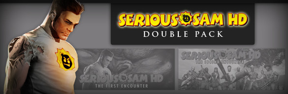 Serious Sam HD: Double Pack (First + Second Encounter)