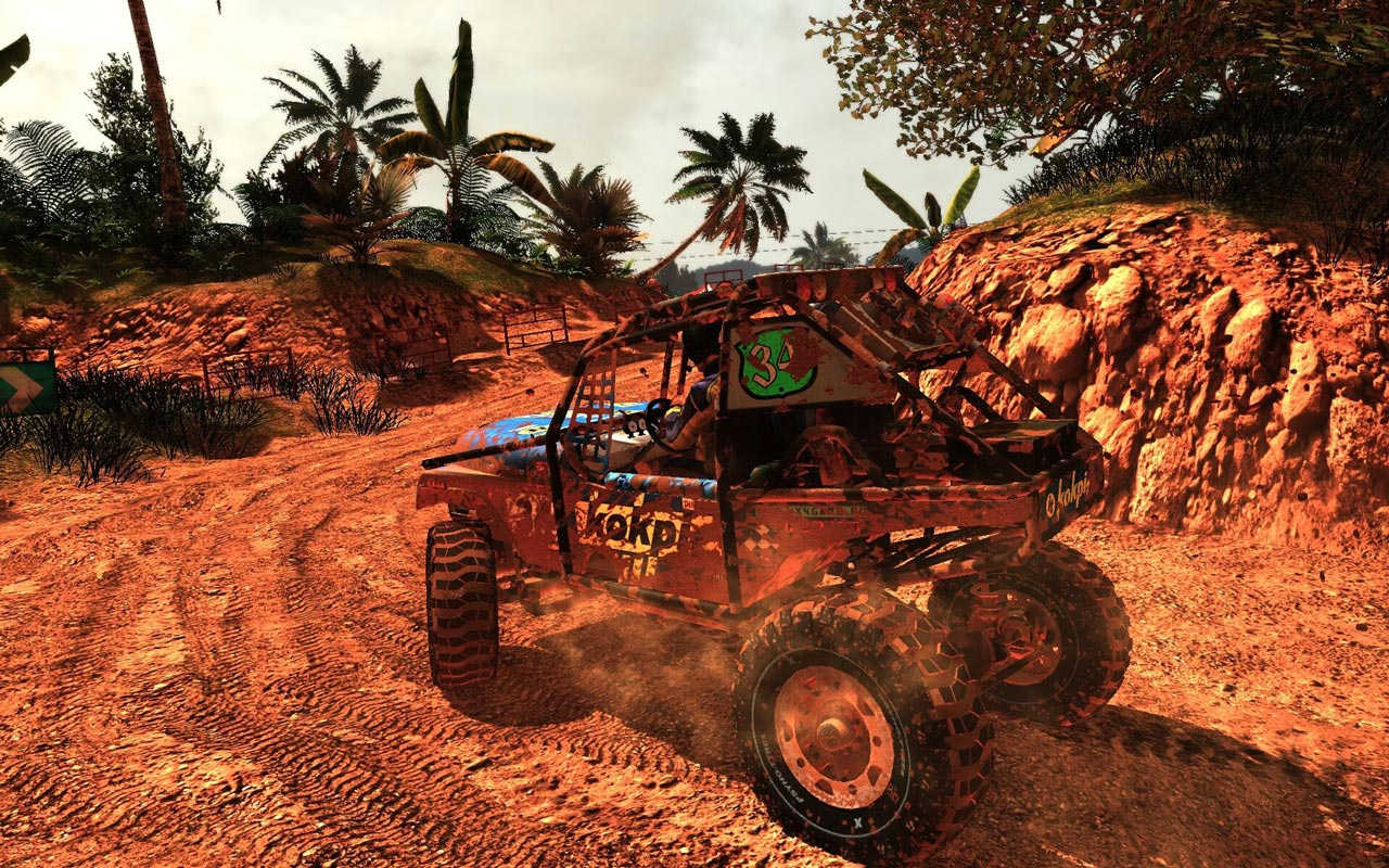 Off-Road Drive (STEAM KEY / ROW)