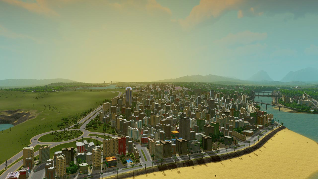 Cities: Skylines (STEAM KEY / RU/CIS)