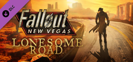 Fallout New Vegas: Lonesome Road (DLC) STEAM / RU/CIS
