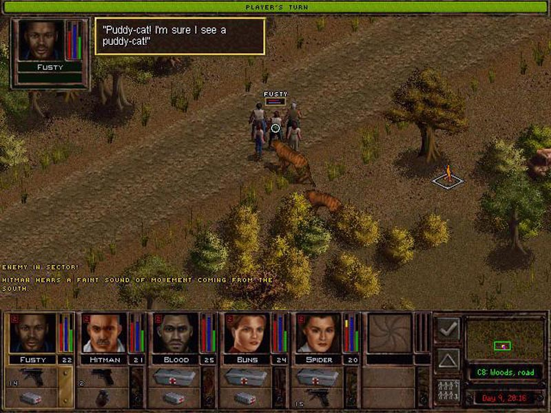 Jagged Alliance 2 Gold (2 in 1) STEAM GIFT / RU/CIS