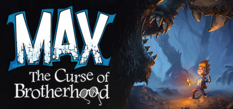 Max: The Curse of Brotherhood (STEAM GIFT / RU/CIS)