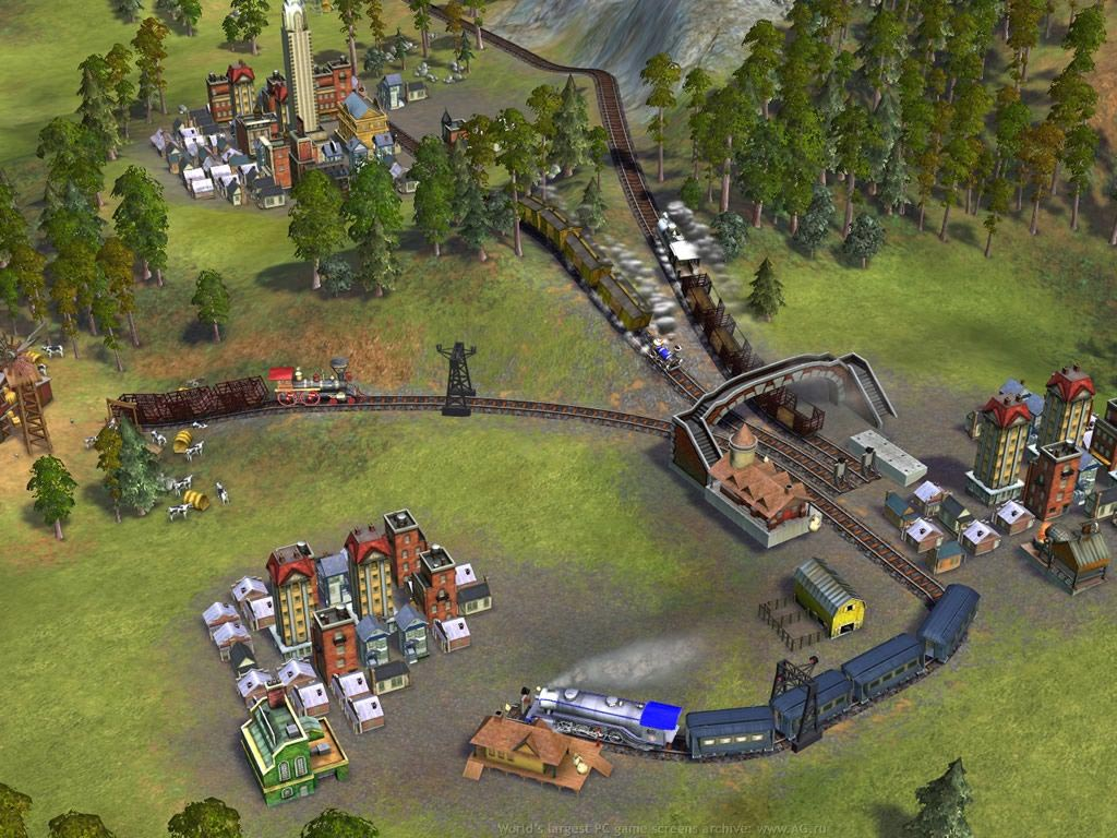 Sid Meier´s Railroads! (STEAM GIFT / RU/CIS)