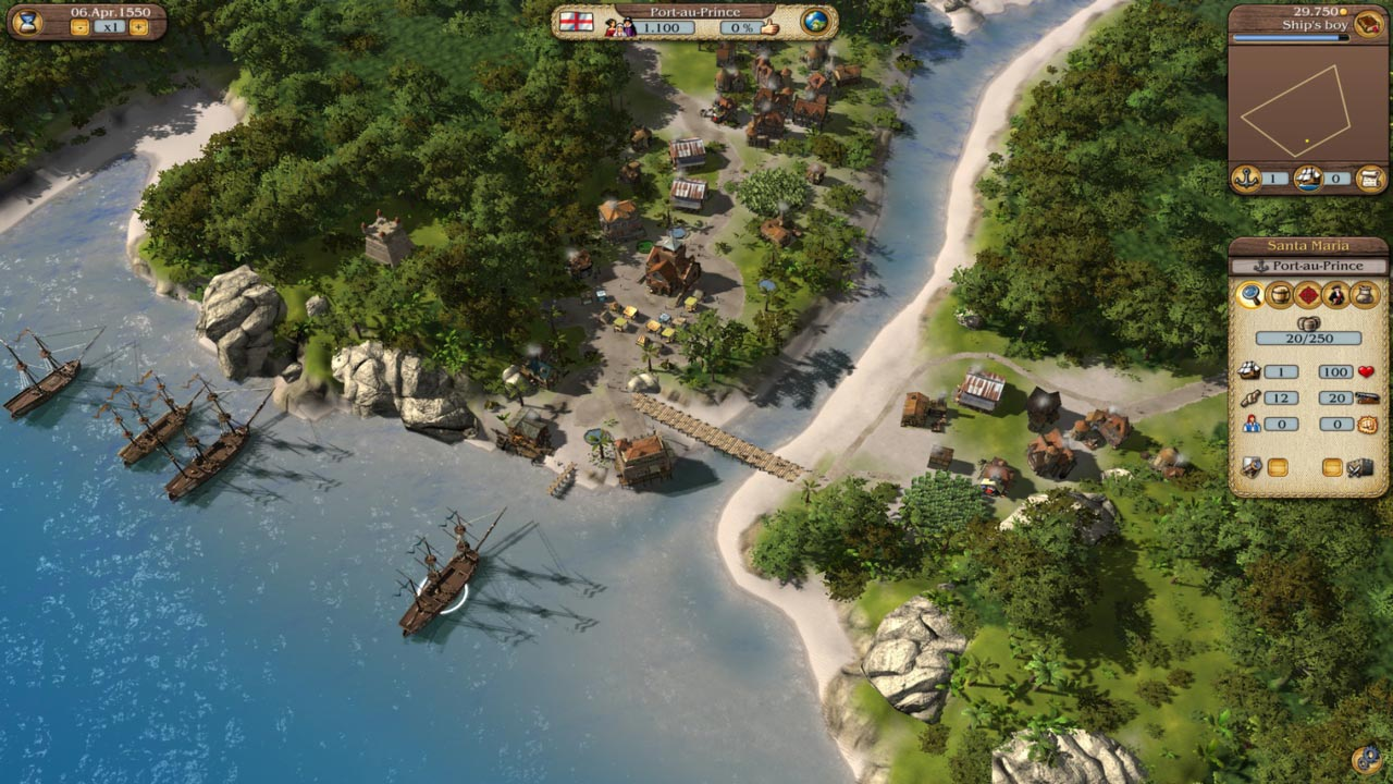 Port Royale 3. Pirates & Merchants (STEAM GIFT /RU/CIS)