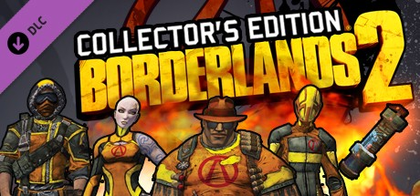 Borderlands 2: Collector´s Edition Pack (DLC) STEAM