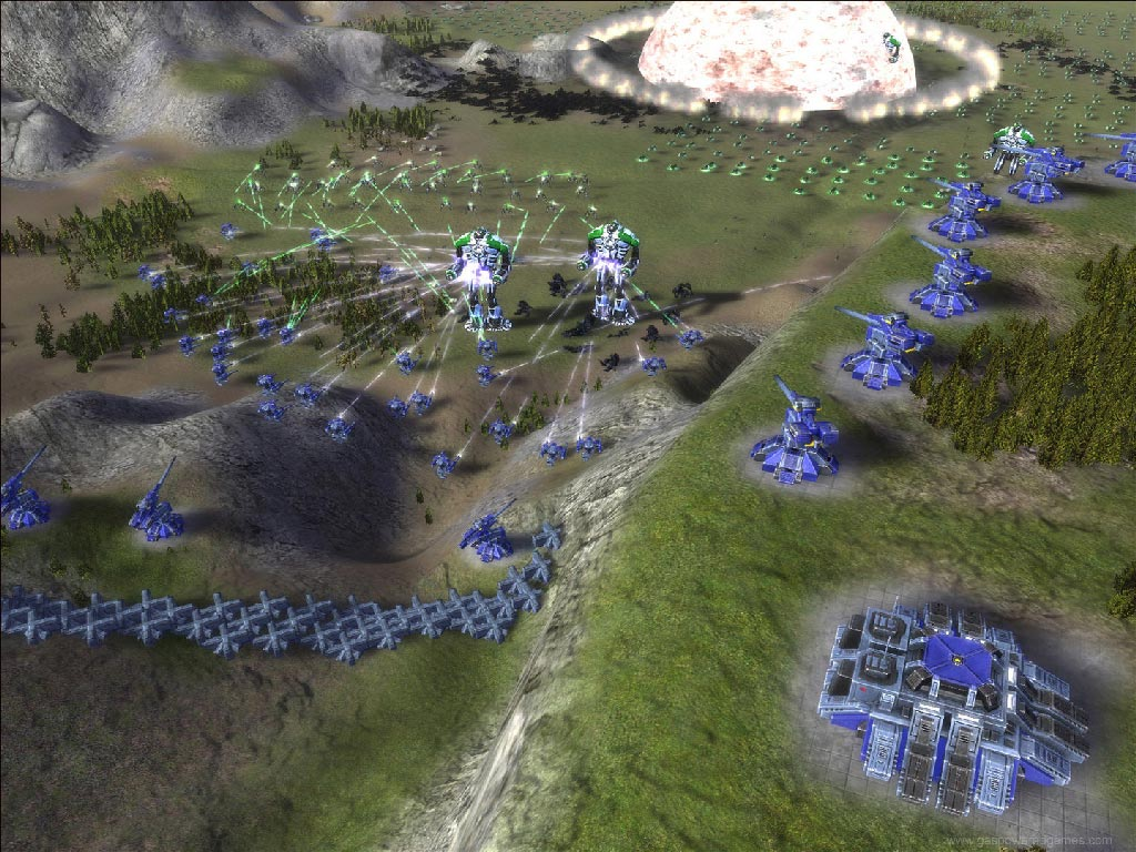 Supreme Commander (STEAM GIFT / RU/CIS)