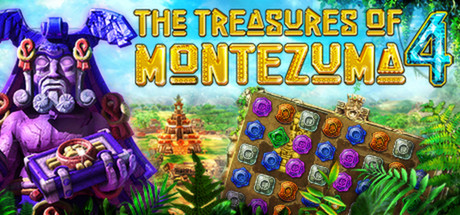 The Treasures of Montezuma 4 / Сокровища Монтесумы 4