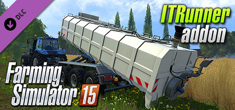 Farming Simulator 15 - ITRunner (DLC) STEAM GIFT/RU/CIS