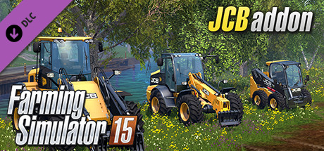 Farming Simulator 15 - JCB (DLC) STEAM GIFT / RU/CIS