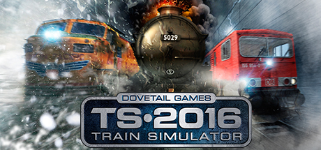 Train Simulator 2016: Steam Edition (STEAM GIFT/RU/CIS)