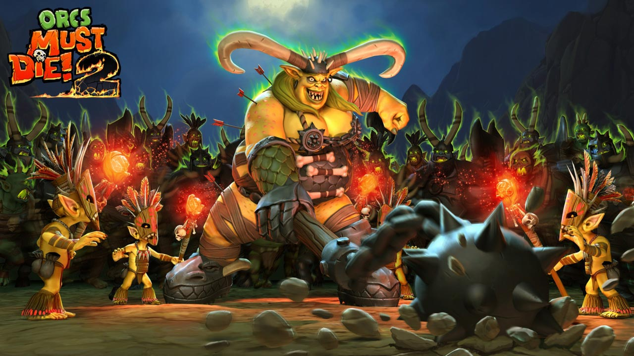 Orcs Must Die! 2 - Family Ties Booster Pack (DLC) STEAM