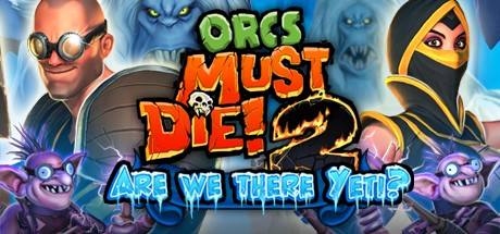 Orcs Must Die! 2 - Are We There Yeti? (DLC) STEAM GIFT