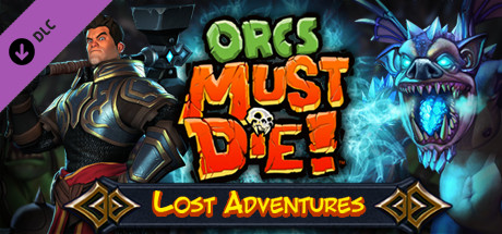 Orcs Must Die! - Lost Adventures (DLC) STEAM / RU/CIS