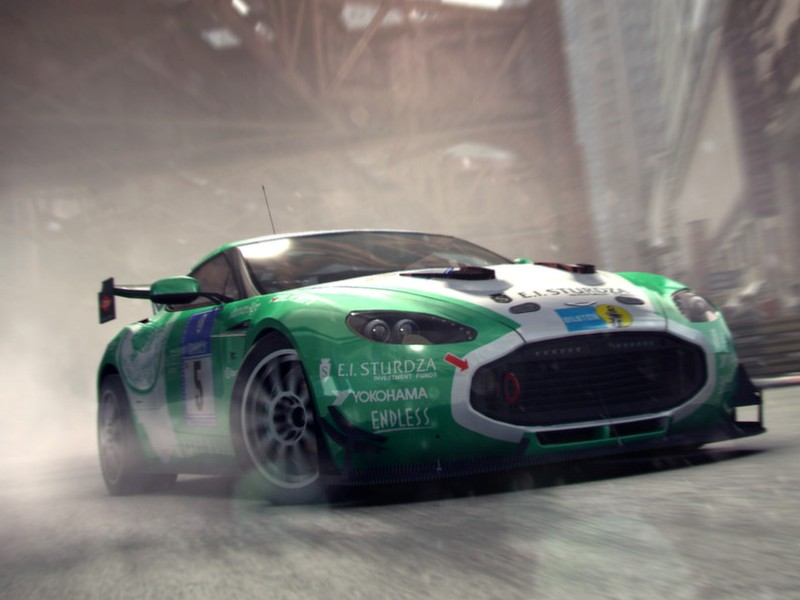 GRID 2 - Spa-Francorchamps Track Pack (DLC) STEAM KEY