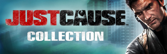 Just Cause 1 + 2 + DLC Collection (9 in 1) STEAM / ROW