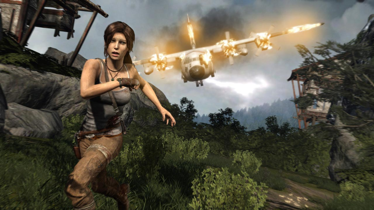 Tomb Raider 2013 (STEAM KEY / ROW / REGION FREE)