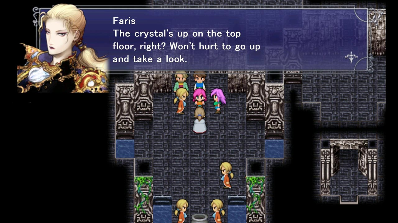 FINAL FANTASY V 5 (STEAM GIFT / RU/CIS)