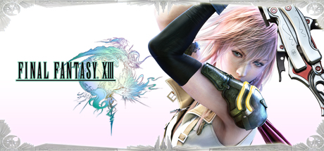 FINAL FANTASY XIII 13 (STEAM GIFT / RU/CIS)