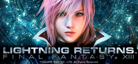 LIGHTNING RETURNS: FINAL FANTASY XIII 13 (STEAM/RU/CIS)