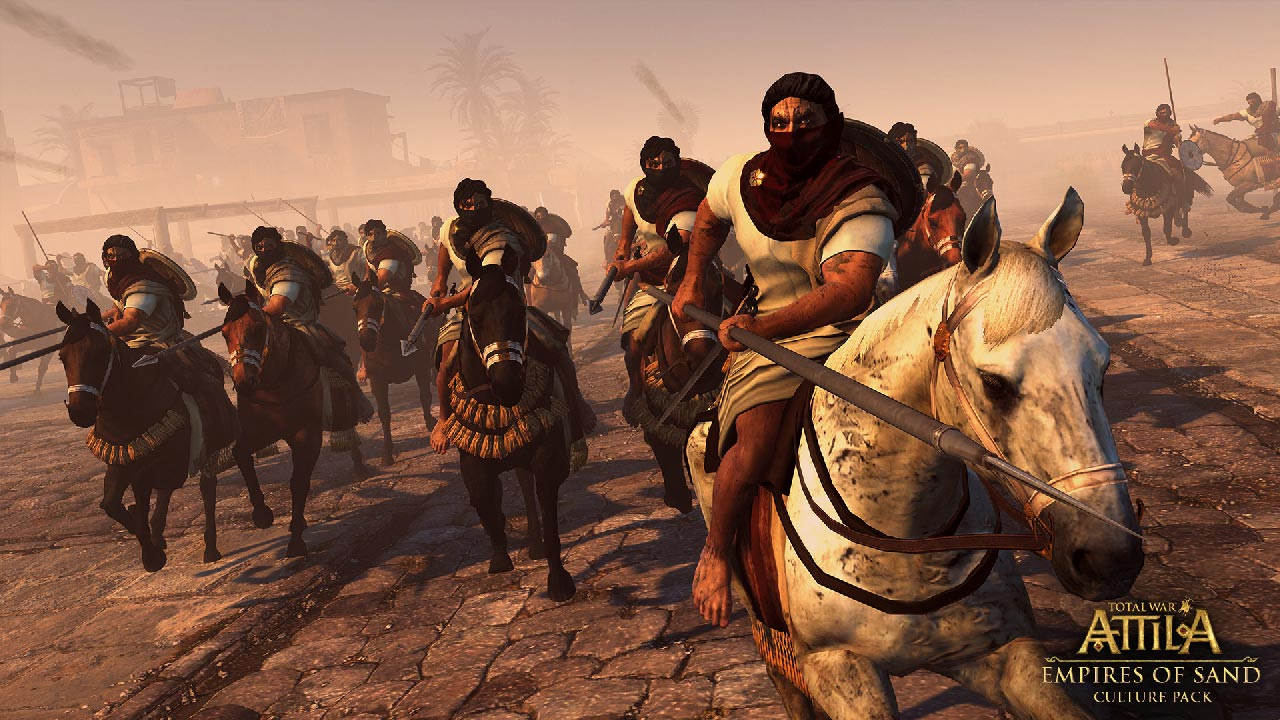 Total War: ATTILA - Empires of Sand Culture Pack (DLC)