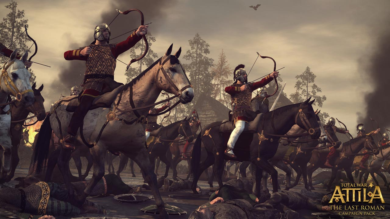 Total War: ATTILA - The Last Roman Campaign Pack (DLC)