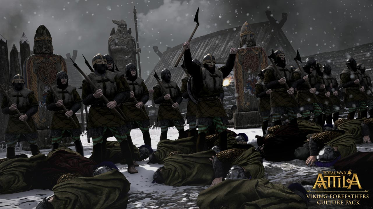Total War: ATTILA - Viking Forefathers Culture Pack KEY