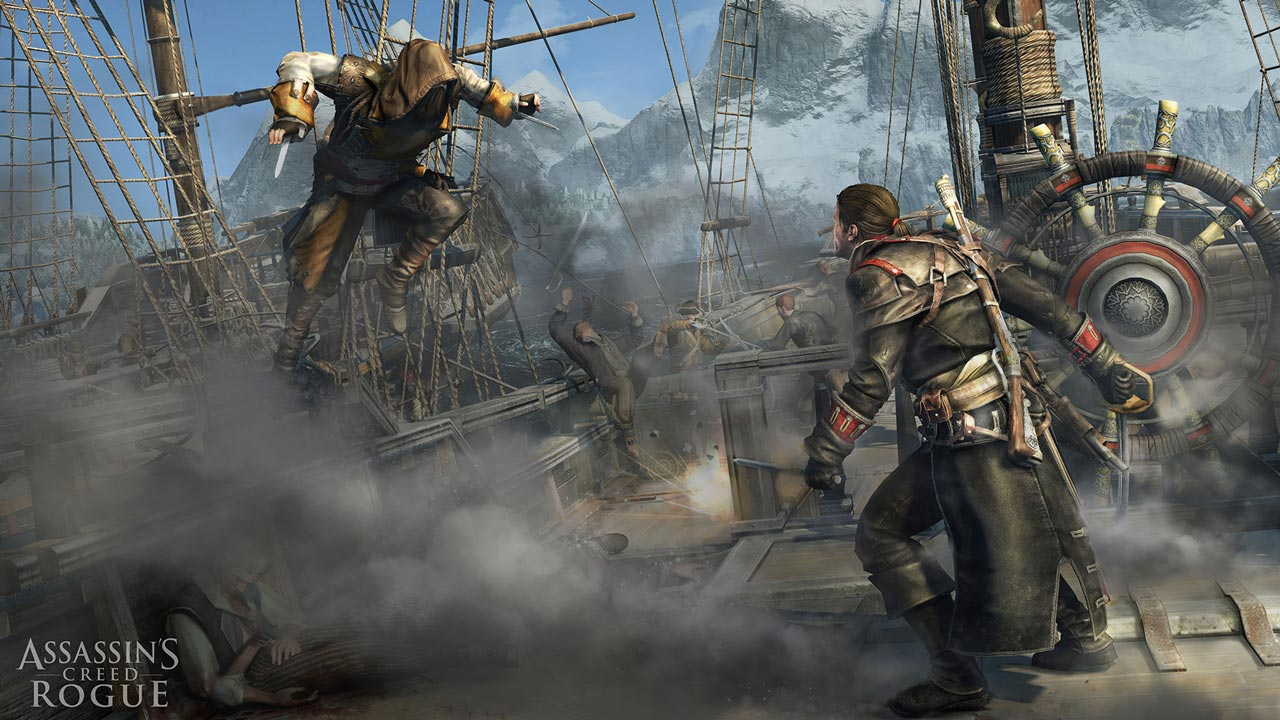 Assassin's Creed Rogue (UPLAY KEY / RU/CIS)