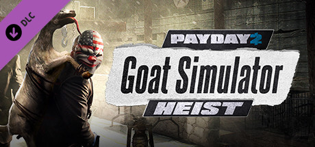 PAYDAY 2: The Goat Simulator Heist (DLC) STEAM / RU/CIS