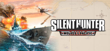 Silent Hunter 4: Wolves of the Pacific (STEAM / RU/CIS)