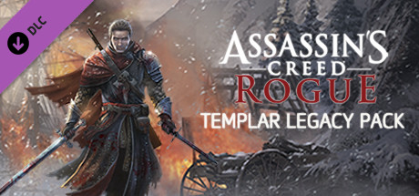Assassin's Creed Rogue Templar Legacy Pack (DLC) STEAM