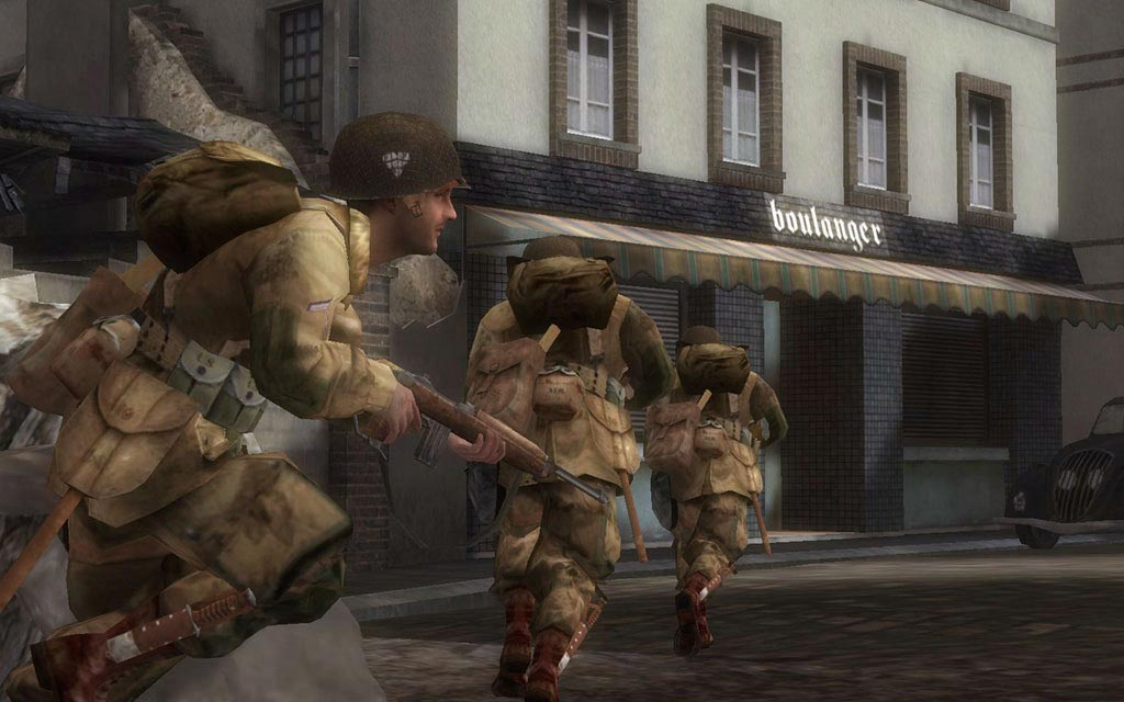Brothers in Arms: Earned in Blood (STEAM GIFT / RU/CIS)