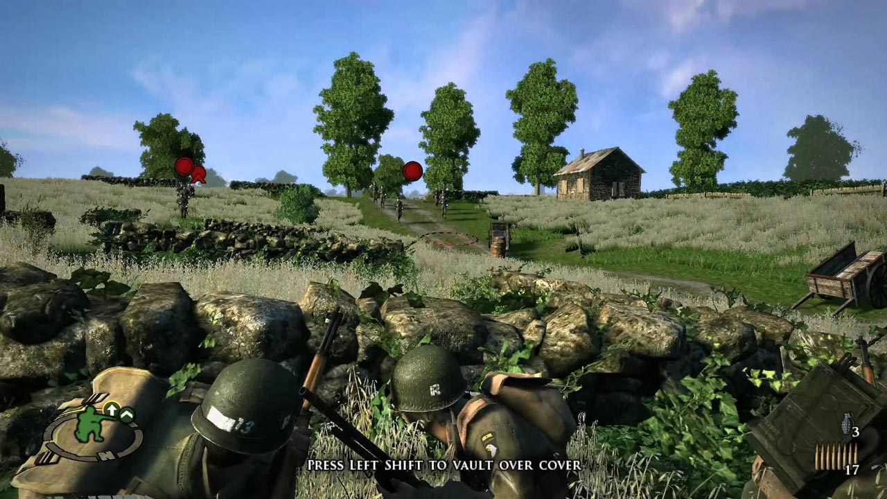 Brothers in Arms: Hell´s Highway (STEAM GIFT / RU/CIS)