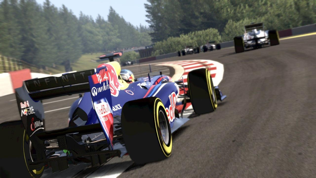 F1 2011 / Formula 1 2011 (STEAM KEY / ROW)