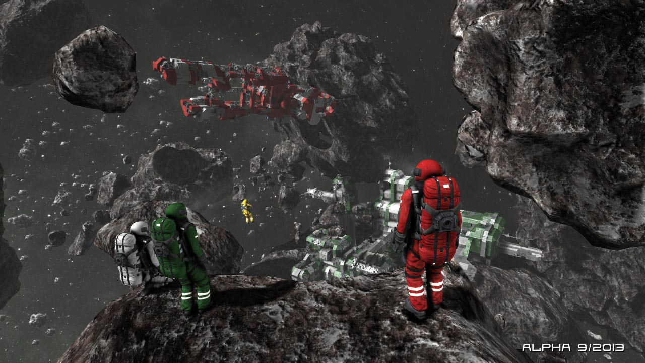 Space Engineers (STEAM GIFT / RU/CIS)