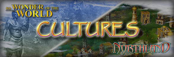 Cultures: Northland + 8th Wonder of the World (STEAM)