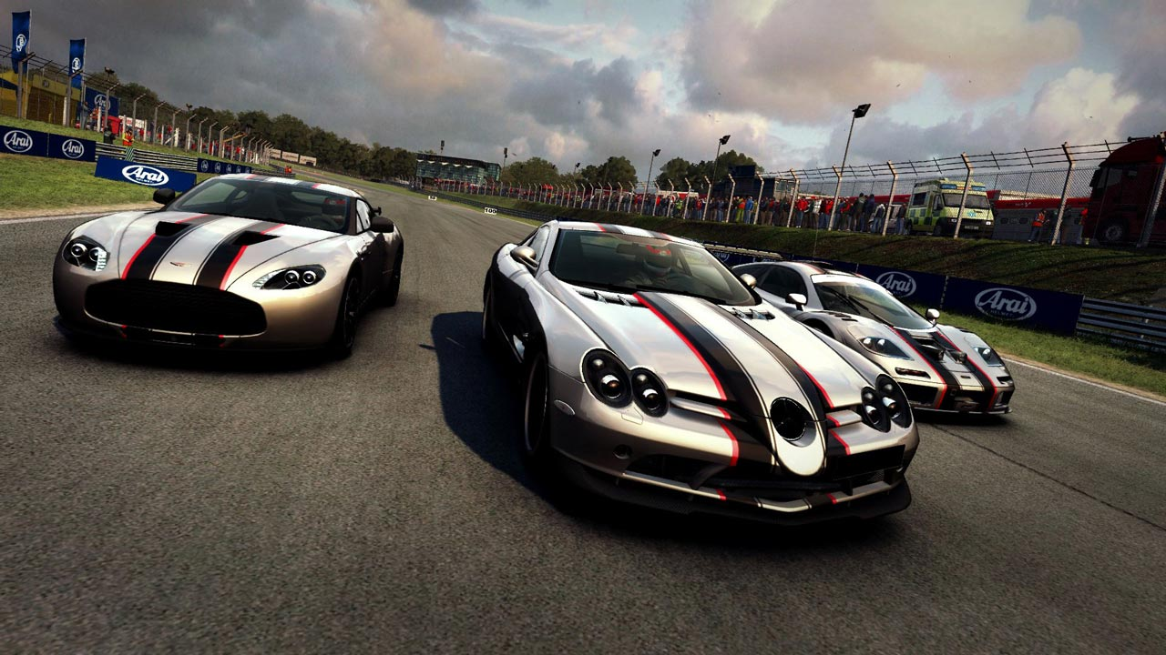 GRID Autosport - Best of British Pack (DLC) STEAM GIFT