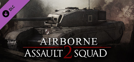 Men of War: Assault Squad 2 - Airborne (DLC) STEAM GIFT