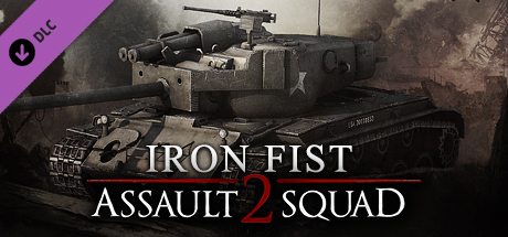 Men of War: Assault Squad 2 - Iron Fist (DLC) STEAM