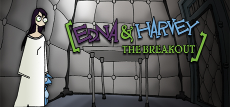 Edna & Harvey: The Breakout (STEAM KEY / RU/CIS)