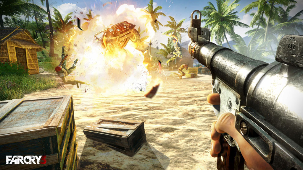 Far Cry 3 (UPLAY KEY / RU/CIS)