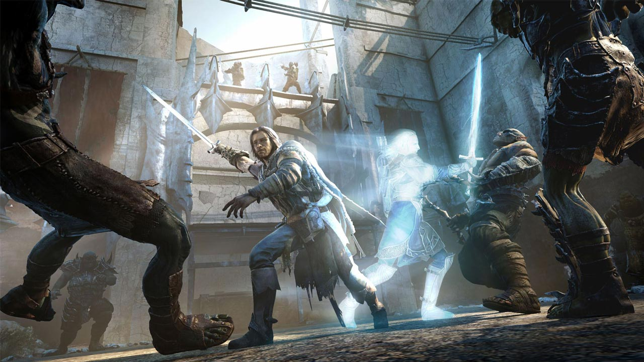 Middle-earth: Shadow of Mordor Test of Wisdom (DLC)