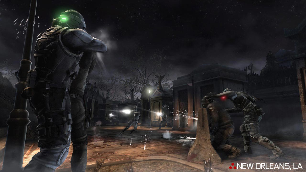 Tom Clancy´s Splinter Cell Conviction Insurgency Pack