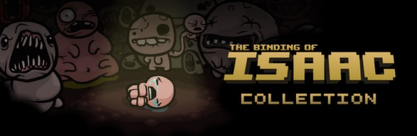 The Binding of Isaac Collection (+ Wrath of the Lamb)