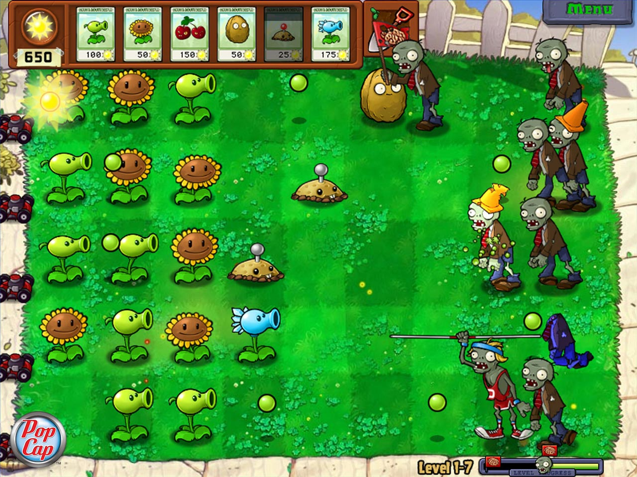 Plants vs. Zombies GOTY: Game of the Year Edition STEAM