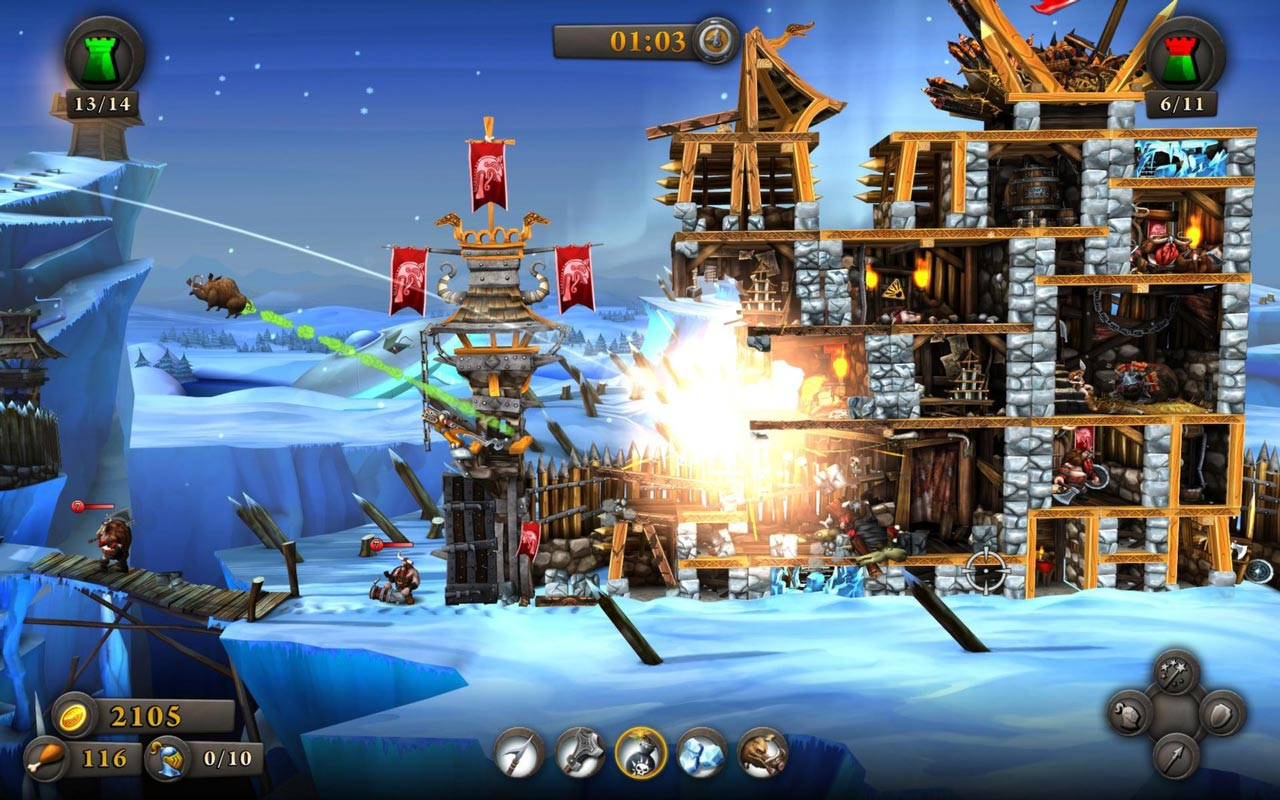 CastleStorm (STEAM KEY / ROW / REGION FREE)